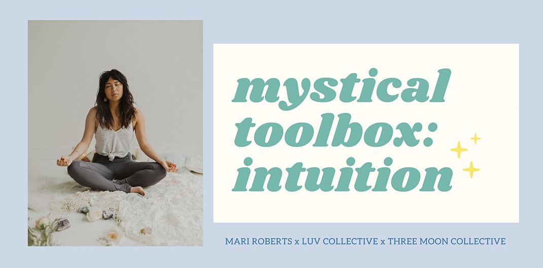 Mystical Toolbox - Your Intuition