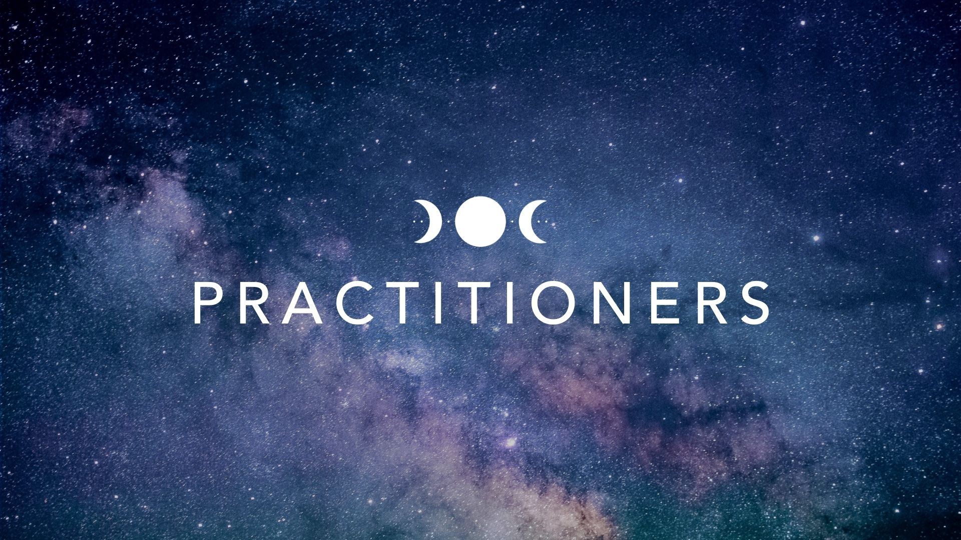 wellness practitioners